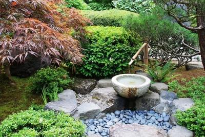 Các phong cách vườn Nhật truyền thống