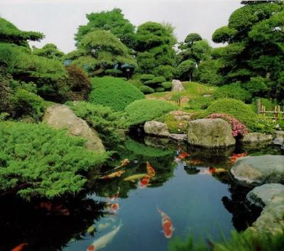 Nguyên tắc trong vườn Nhật