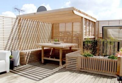 10 mẫu thiết kế vườn sân thượng tuyệt đẹp
