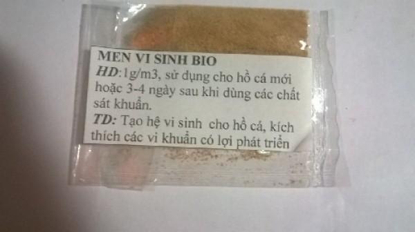 Men vi sinh Bio